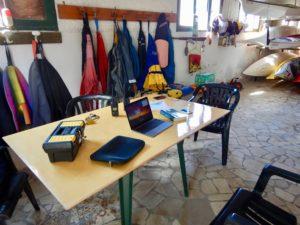 L'organizzazione dell'aula