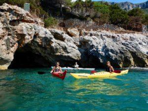 Verso Capo Circeo