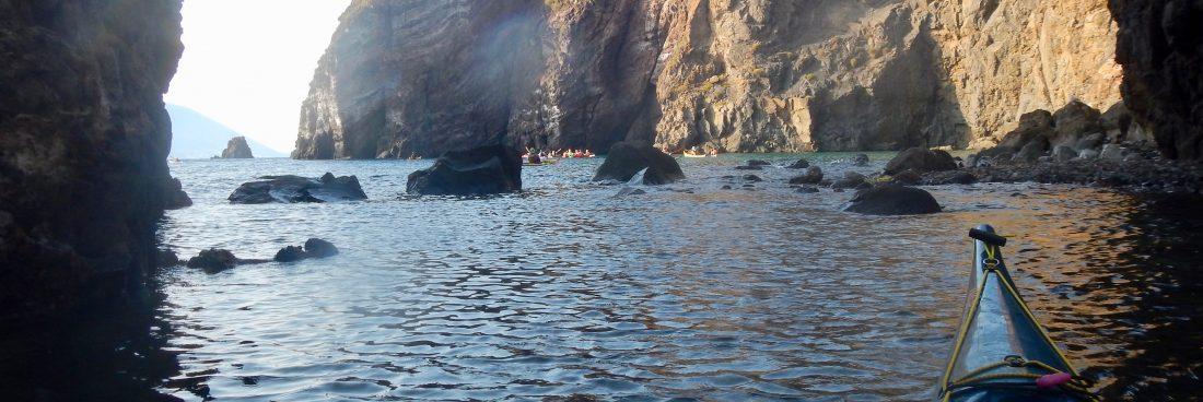 Camp Sottocosta 2017 – Lipari: la meravigliosa costa ovest