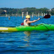 Scoprire il kayak!