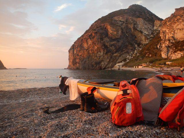 Campeggio nautico