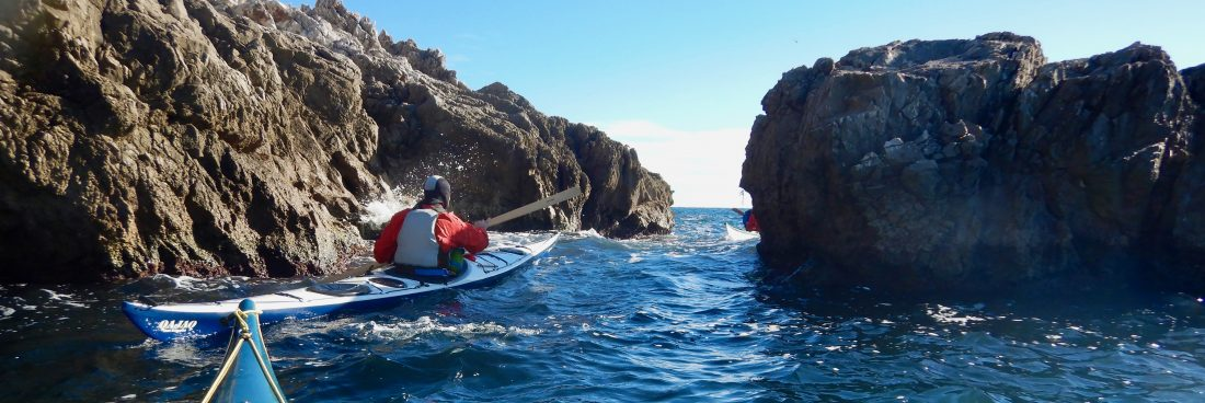 Verso Punta Rossa