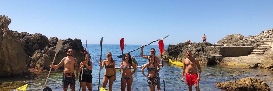 Scoprire il kayak: la giornata giusta
