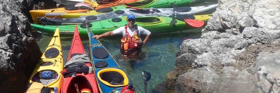 Introduzione al kayak