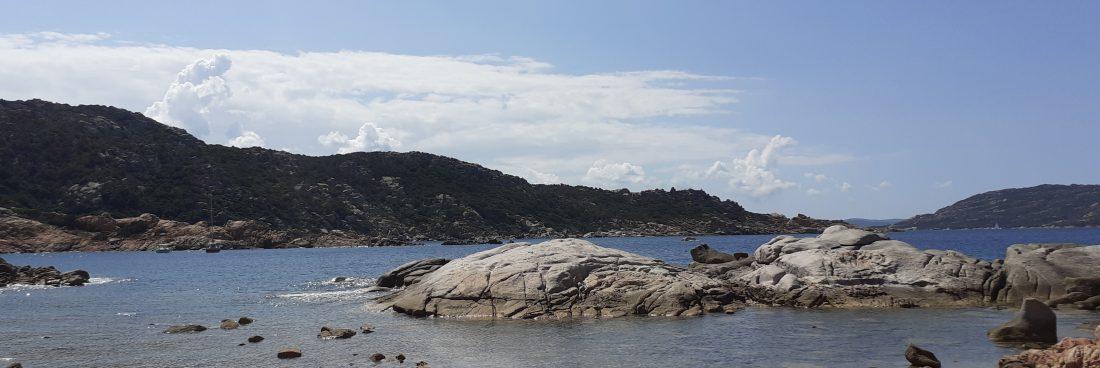 Le spiagge di Spargi e de La Maddalena